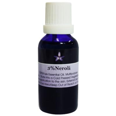 Body Temple   3%橙花芳療精油(Neroli)30ml