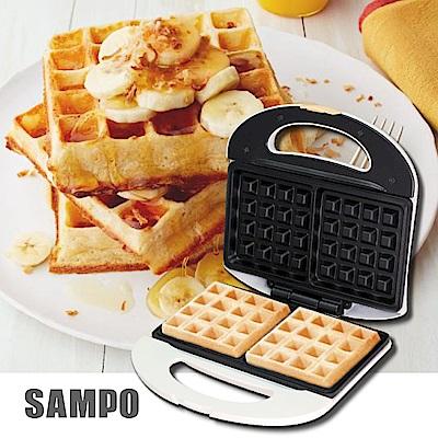 聲寶SAMPO雙片鬆餅機TG-L7061L-2入組