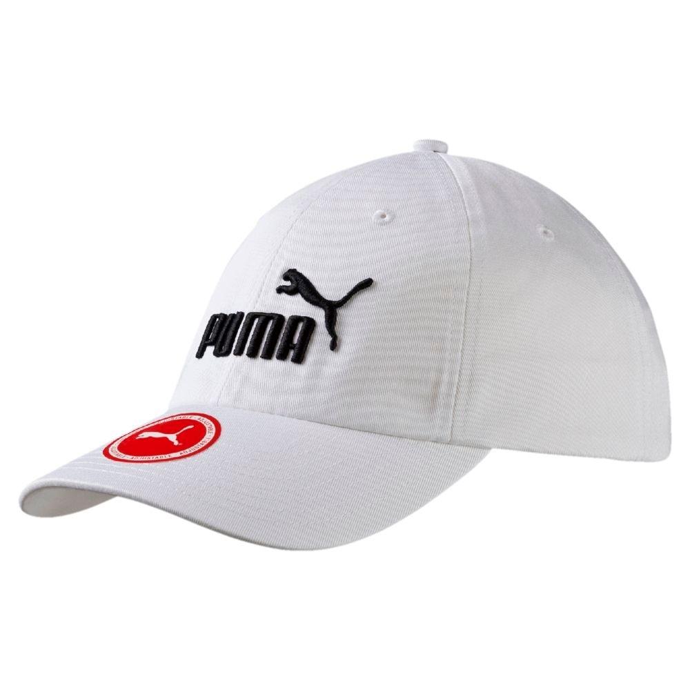 PUMA 基本系列棒球帽  老帽-白-05291910