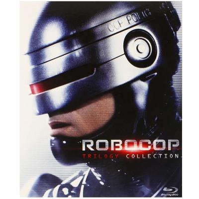 機器戰警 Robocop Box 藍光 BD