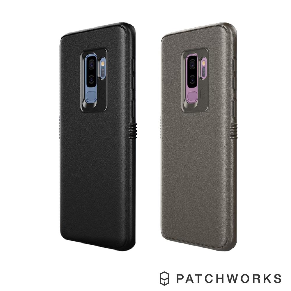 Patchworks Samsung S9 Plus 鋁合金鏡頭軍規防摔手機殼