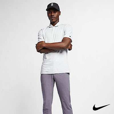 Nike TigerWoods 男子條紋高爾夫Polo BQ6722-043