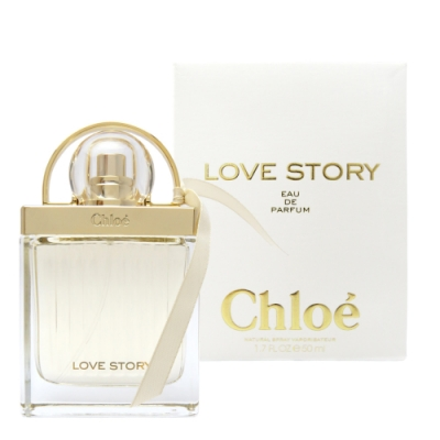 Chloe Love Story 愛情故事女性淡香精 50ml