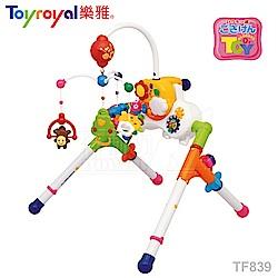 日本《樂雅 Toyroyal》多功能音樂鈴【五用型】