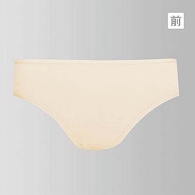 蕾黛絲-竹纖維生理褲內褲 M-EL(橘)
