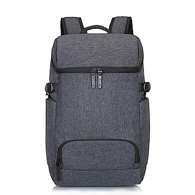 WB1835BK韓版防盜電腦背包15.6吋黑色