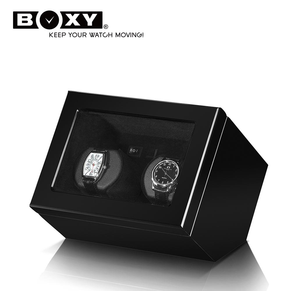 BOXY自動錶機械錶上鍊盒 DC系列 02 watch winder 動力儲存盒