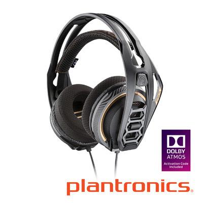 Plantronics繽特力 RIG 400 Dolby Atmos 電競耳機
