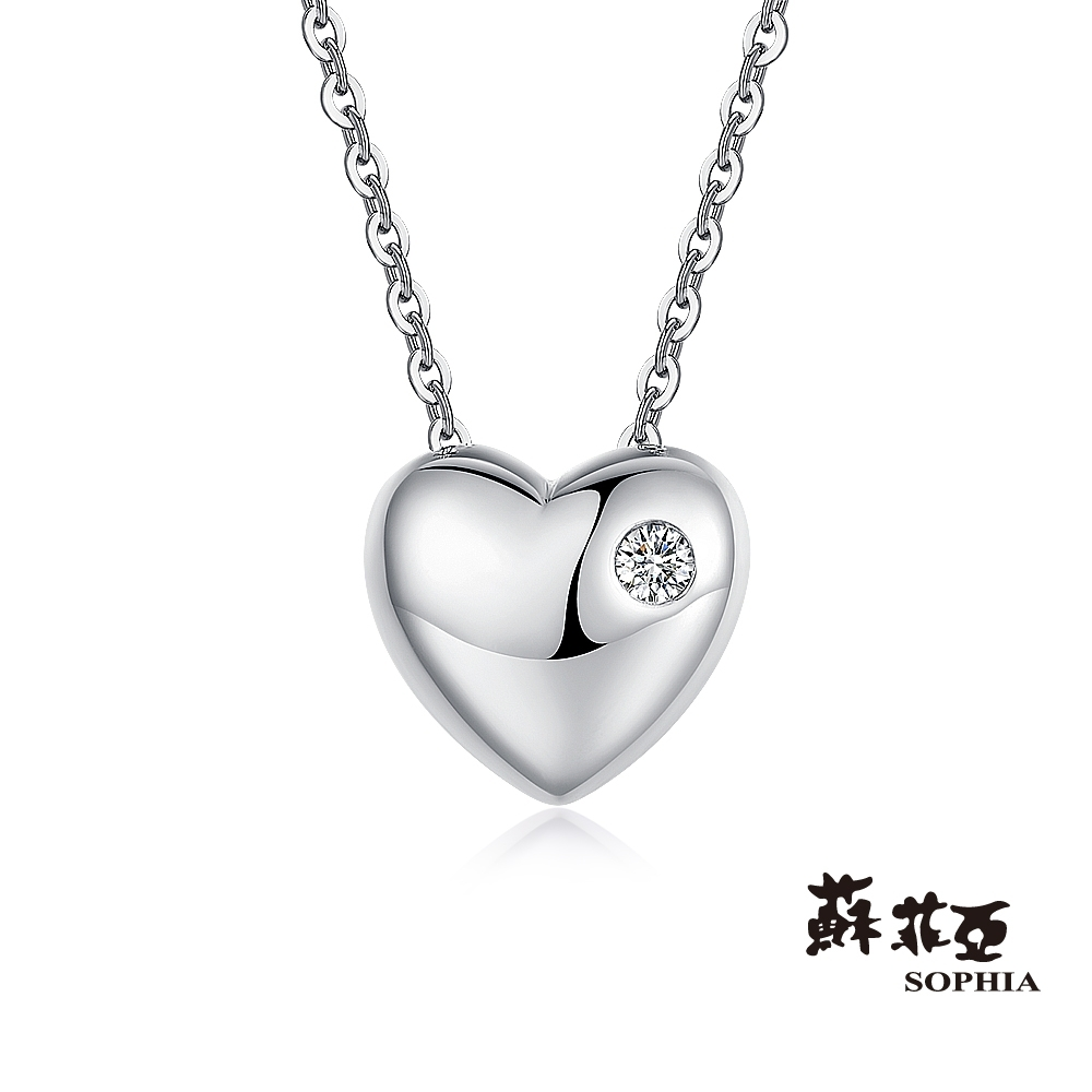 蘇菲亞 SOPHIA -唯一心動鑽鍊