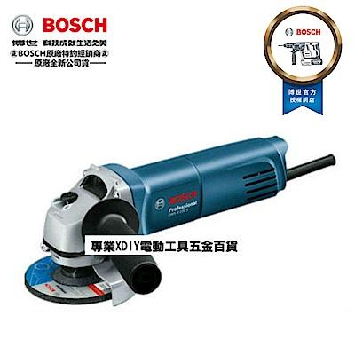 BOSCH 博世 平面砂輪機 GWS 6-100BS 4 手持砂輪機 切斷機 研磨機