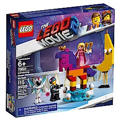樂高LEGO 玩電影系列 - LT70824 Introducing Queen Wate