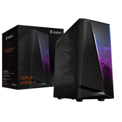 GIGABYTE 技嘉 AORUS MODEL X 電競桌機(R9-5900X/32G/3TB SSD/RTX3080-10G/FD)