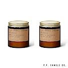 美國 P.F. Candles CO. No.27 荳蔻二入組 香氛蠟燭 99g*2