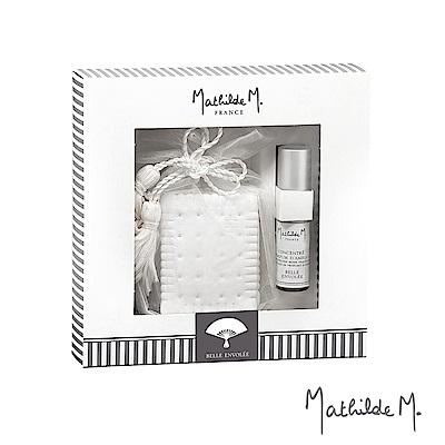 法國Mathilde M. 龍飛鳳舞香石餅乾香氛禮盒