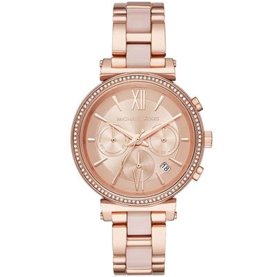 Michael Kors MK 維納斯計時腕錶(MK6560)