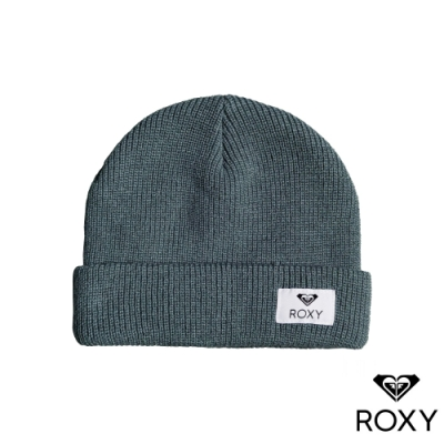 【ROXY】ISLAND FOX 毛帽 灰藍