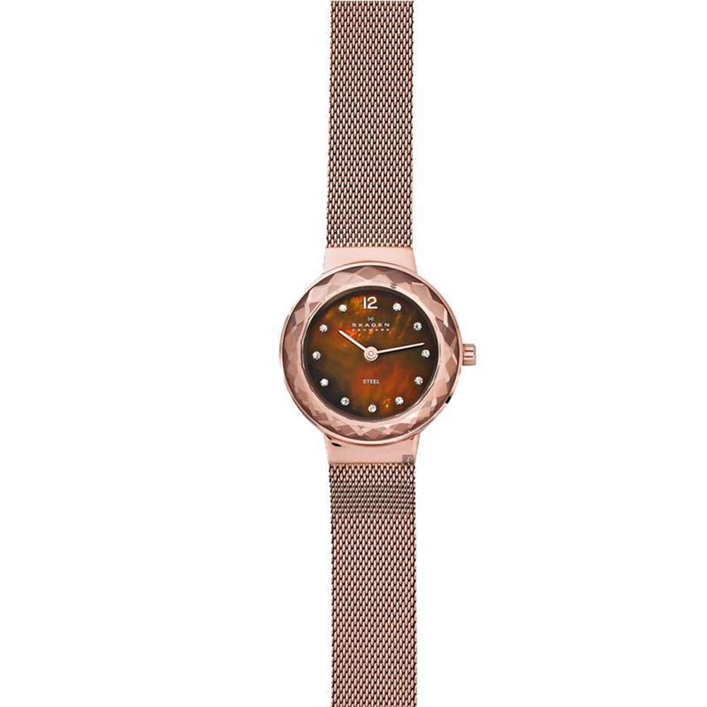 SKAGEN 丹麥小錶徑米蘭帶女錶-25mm (456SRR1) @ Y!購物