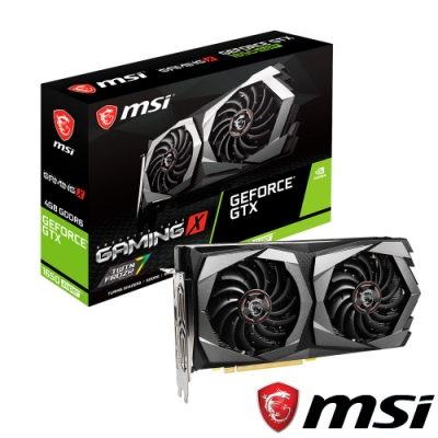 MSI微星 GeForce GTX 1650 SUPER GAMING X 顯示卡
