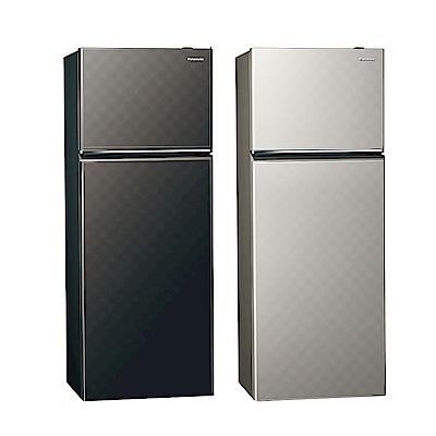 [無卡分期12期]Panasonic國際牌 雙門 變頻 電冰箱 NR-B409TV