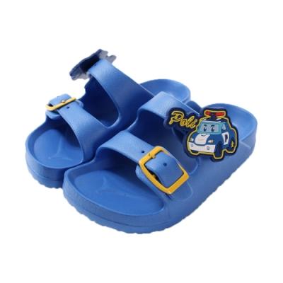 台灣製POLI正版波力款極輕拖鞋 sa91006 魔法Baby