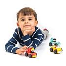 Tender Leaf Toys木製玩具-呼叫救援車隊玩具