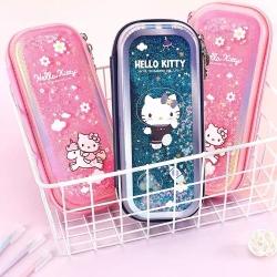 Hello Kitty 流沙大款鉛筆盒筆袋