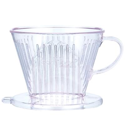 寶馬牌滴漏式咖啡濾杯2~4人x2入組