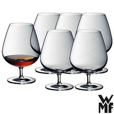 德國WMF Royal系列水晶玻璃白蘭地杯610ml(6入組)