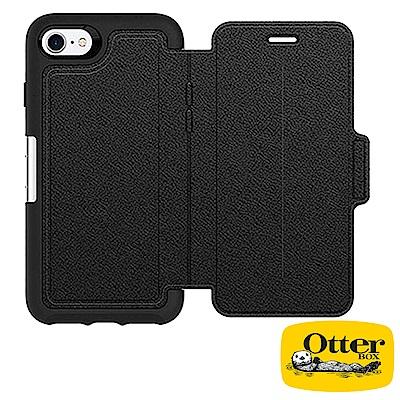 OtterBox iPhone7 / iPhone8步道系列保護殼-經典黑