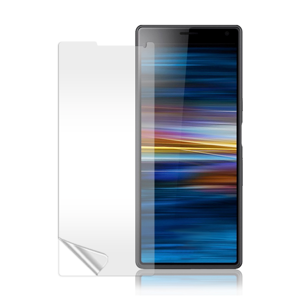 Monia Sony Xperia 10+/10 Plus 高透光亮面耐磨保護貼