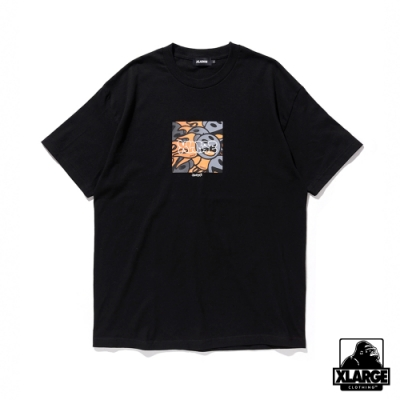 XLARGE S/S TEE SAM by PEN BOMB聯名款短T-黑