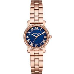 Michael Kors Petite Norie 藍色夜空時尚腕錶(MK3732)
