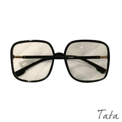 大方框眼鏡 TATA