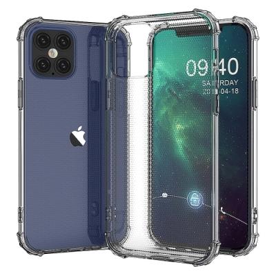 【Ayss】iPhone 12/12 Pro/6.1吋/2020/手機殼/空壓殼/保護套/軍規級防摔保護/四角空壓吸震/氣囊防摔-共用版