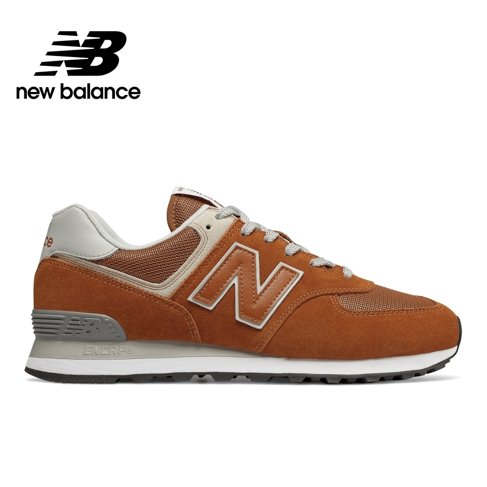 New Balance574復古鞋_咖啡_ML574EPE-D product image 1