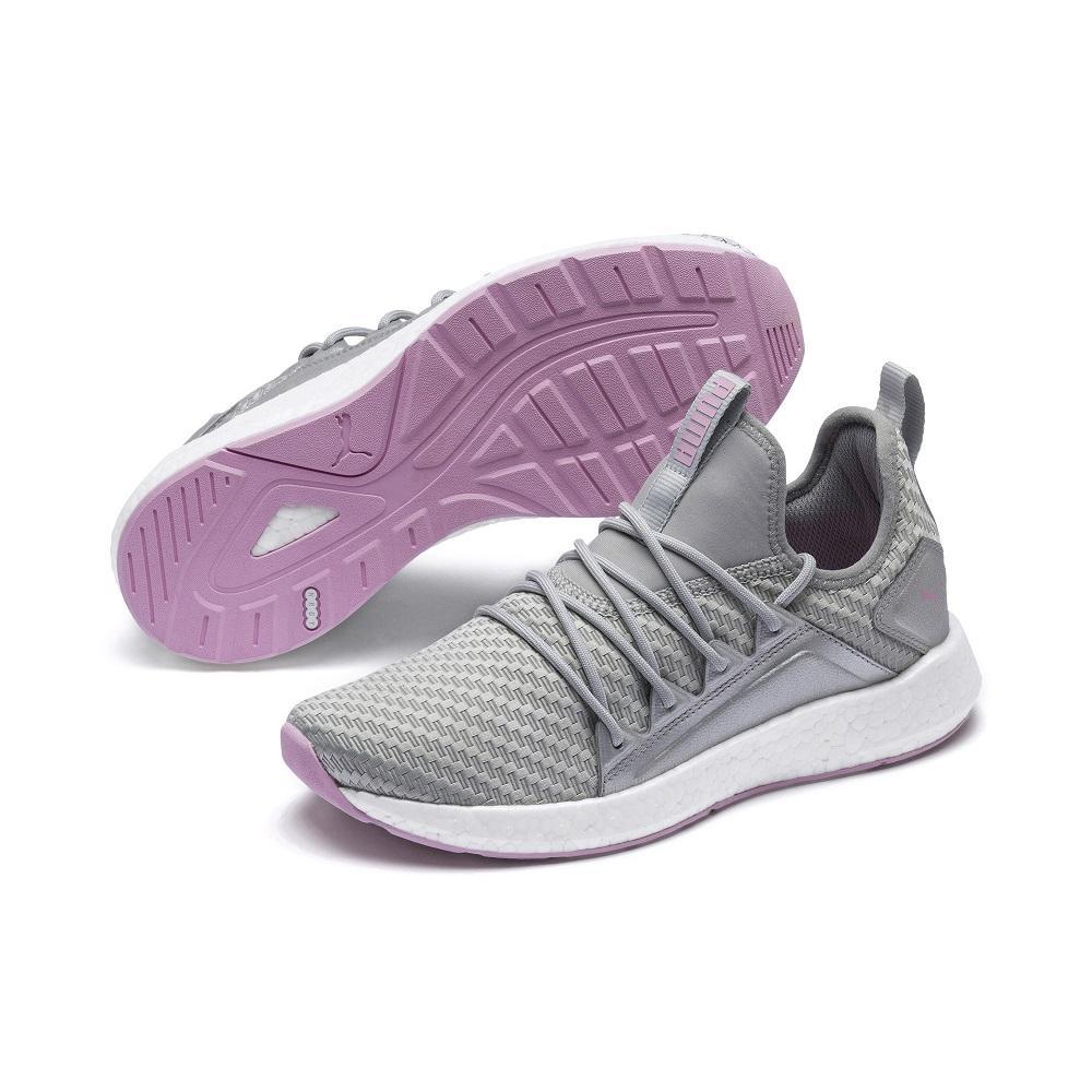 PUMA-NRGYNekoCosmicWns女性慢跑運動鞋-銀色