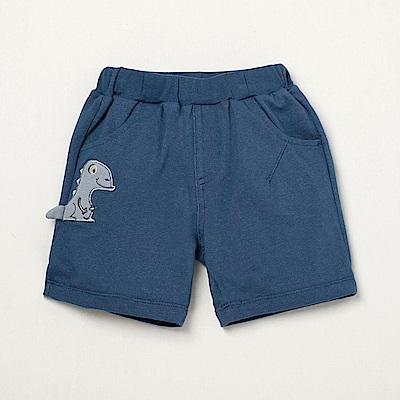 PIPPY 恐龍造型短褲 藍