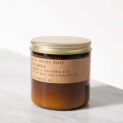 P.F. CANDLE CO. 手工香氛蠟燭 12.5oz 黃金海岸 Golden Coast