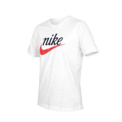 NIKE 男 短袖T恤 白黑紅