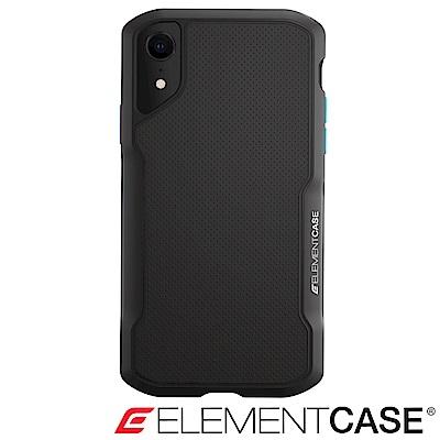 美國 Element Case iPhone XR Shadow流線手感防摔殼 - 黑