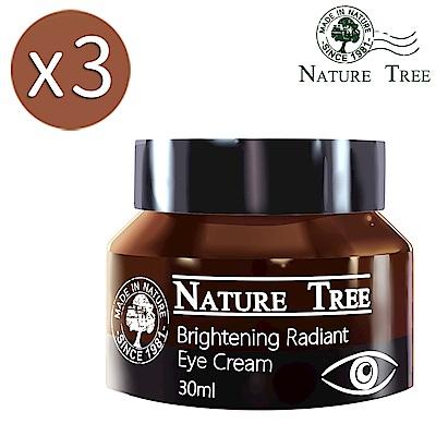 【Nature Tree】緊緻眼霜-經典撫紋30ml 3入組