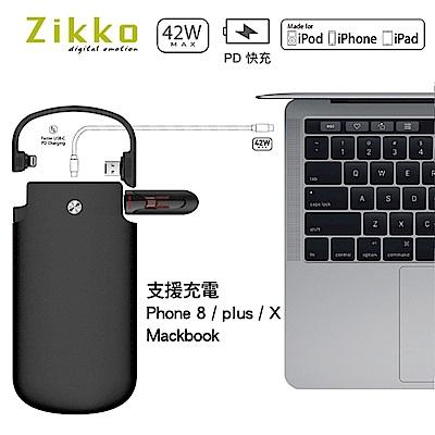 Zikko PowerBag PB10000 USB-C PD行動電源-黑 @ Y!購物