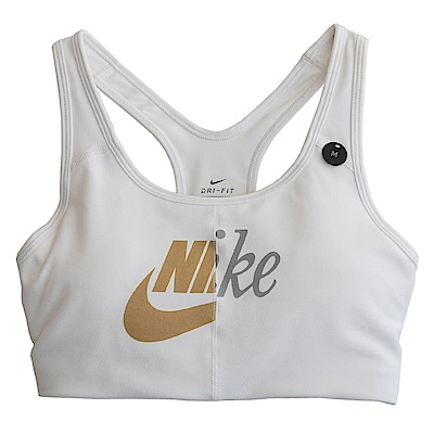 Nike SWOOSH MTLC-運動內衣-女