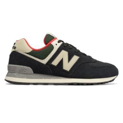 New Balance 復古鞋 ML574HVD 中性 黑色