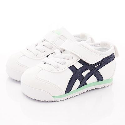 asics競速童鞋 Tiger系列-經典學步款 100白(寶寶段)