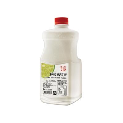 【戀】檸檬風味蜜2.5kg