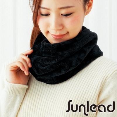 Sunlead 法蘭絨保暖防風刷毛脖圍 (黑色)