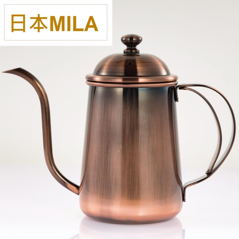 日本Mila 手沖壺650ml(細口壺/宮廷壺/咖啡壺)