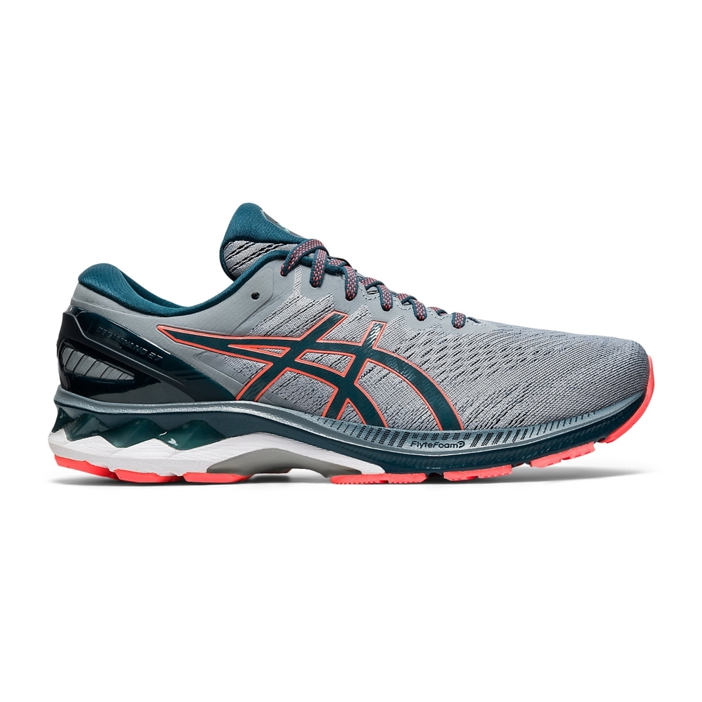 ASICS GEL-KAYANO 27(2E) 跑鞋 男 1011A835-021