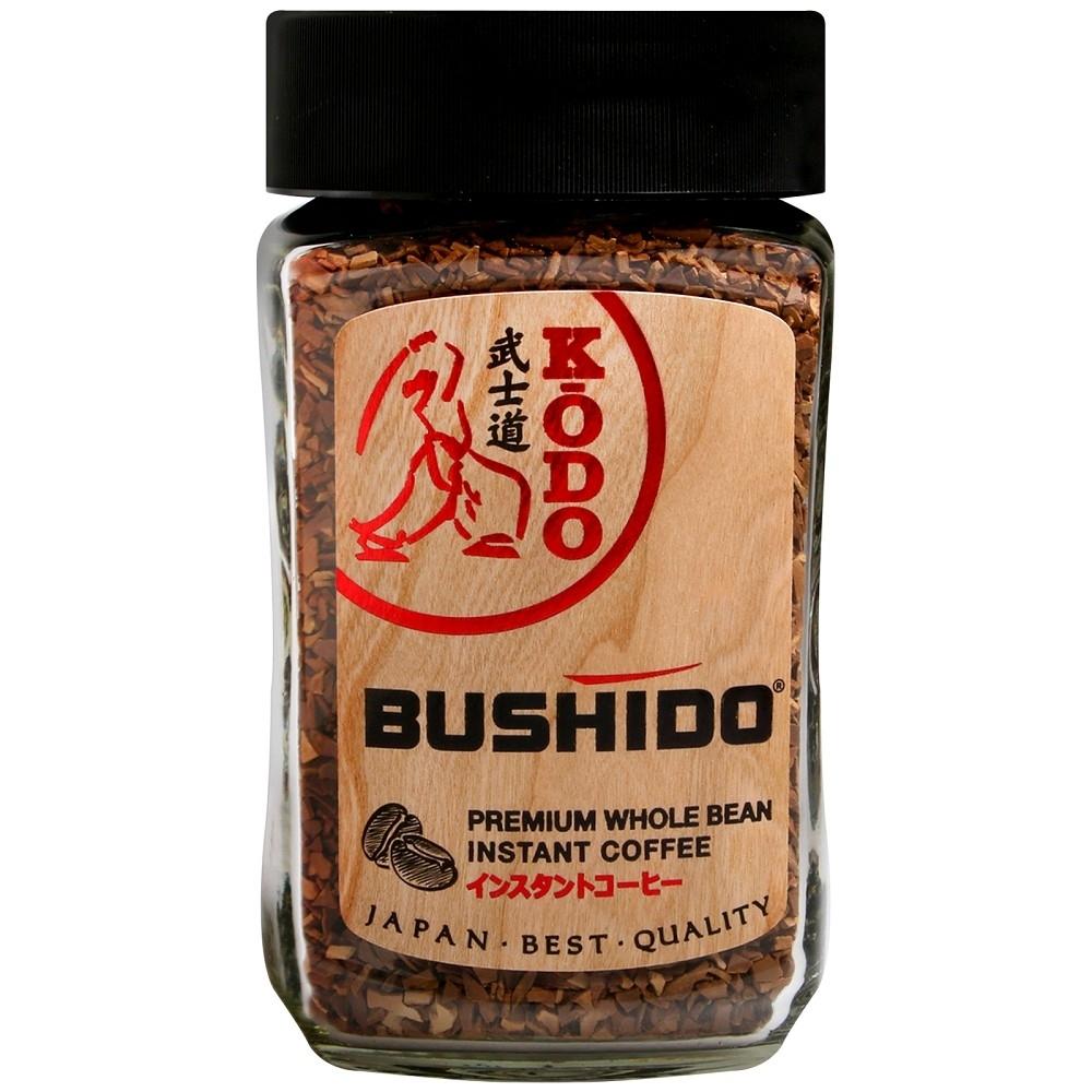 Haco 武士道咖啡-雙層風味(95g)
